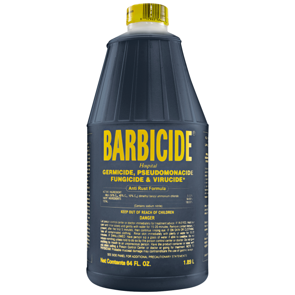 Рідина для дезінфекції інструментів Barbicide 1.89 л