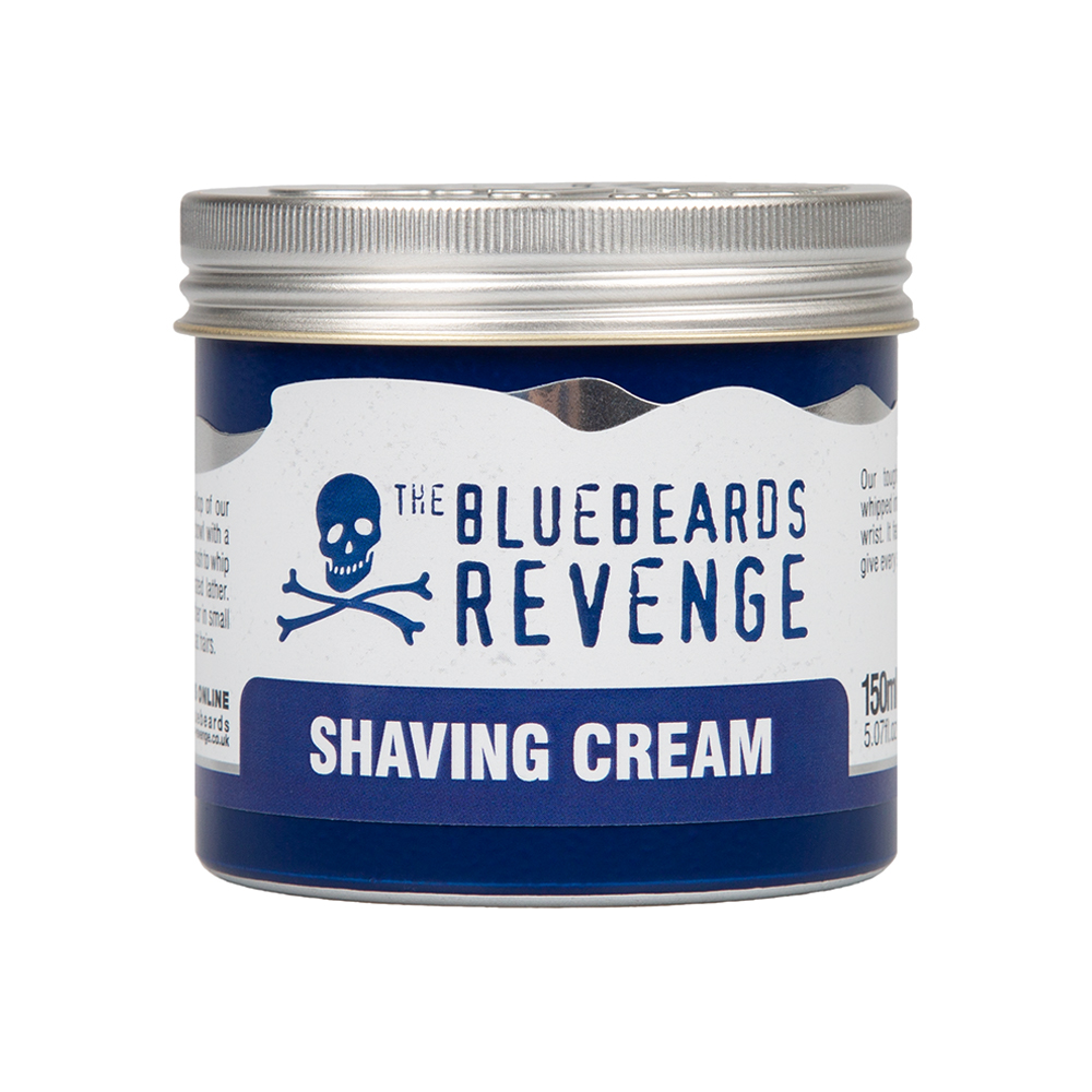 Крем для гоління The Bluebeards Revenge Shaving Cream 150мл