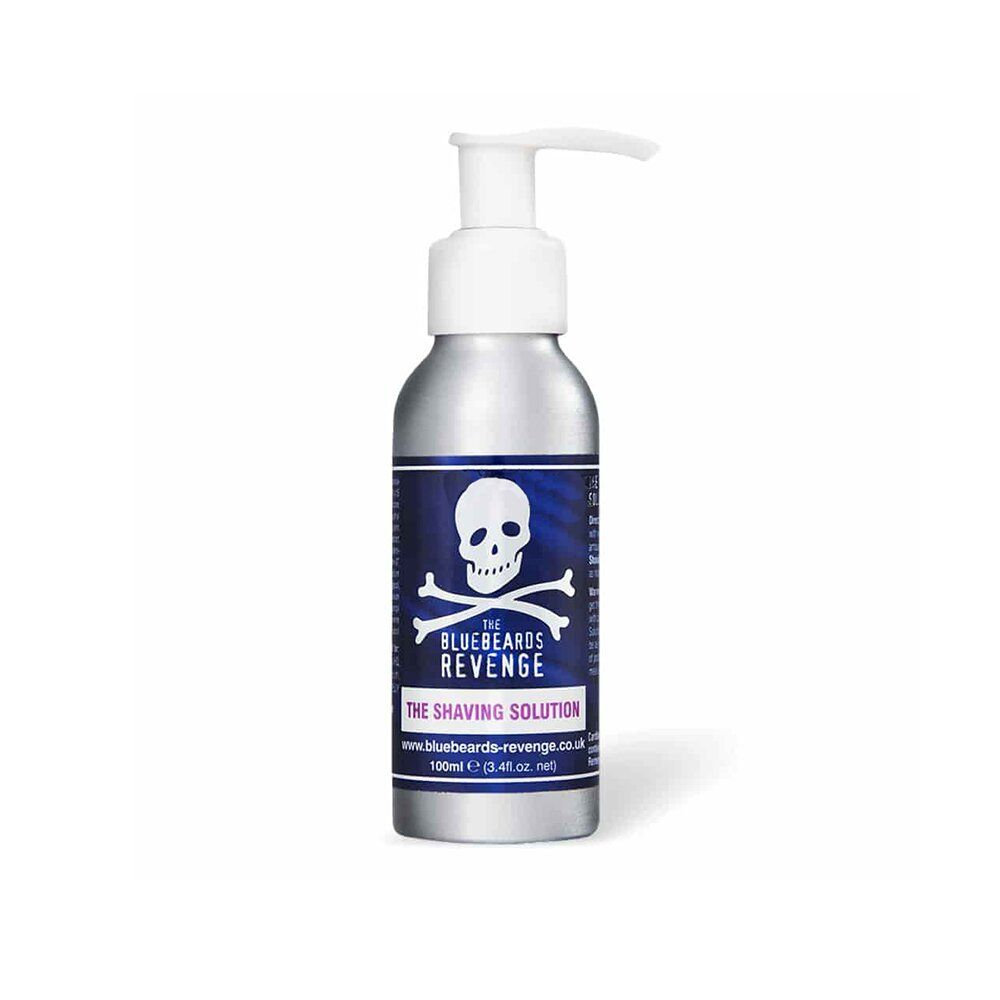 Гель-крем для гоління The Bluebeards Revenge Shaving Solution 100мл