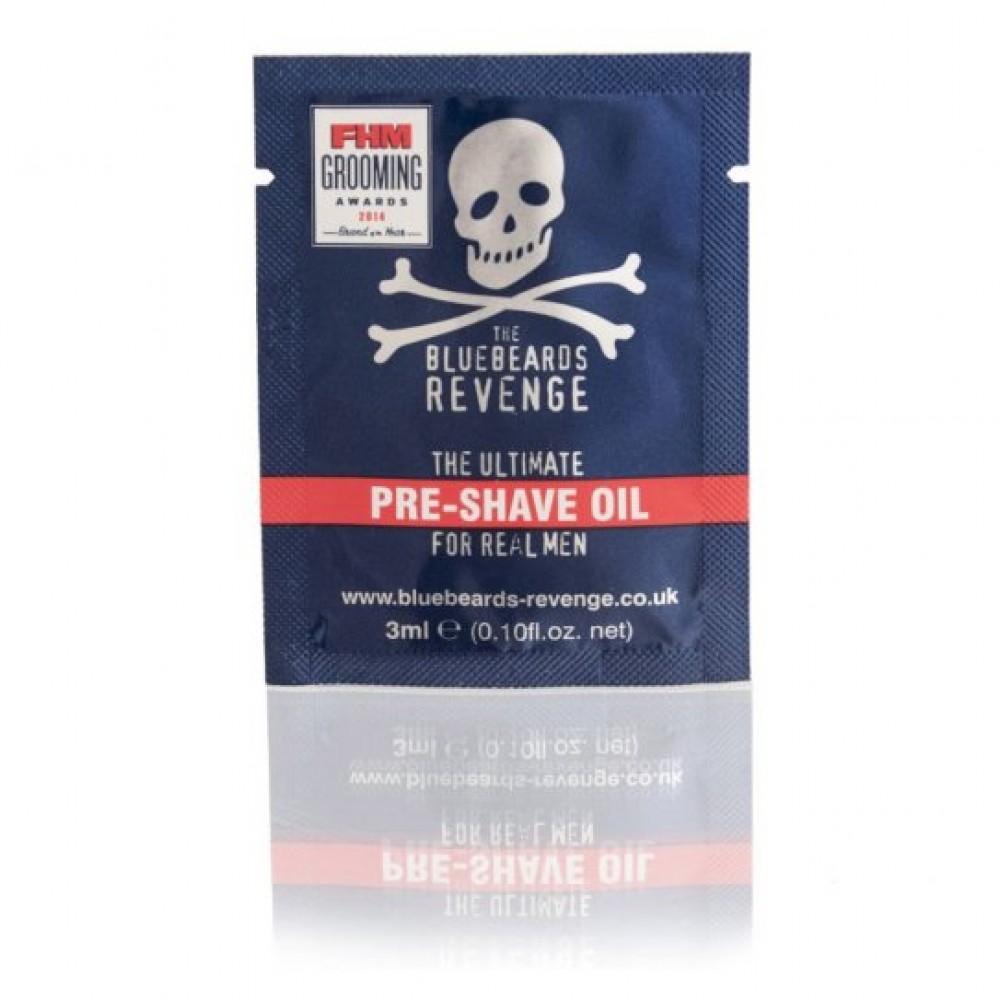 Масло перед голінням The Bluebeards Revenge Pre-Shave Oil 3 мл
