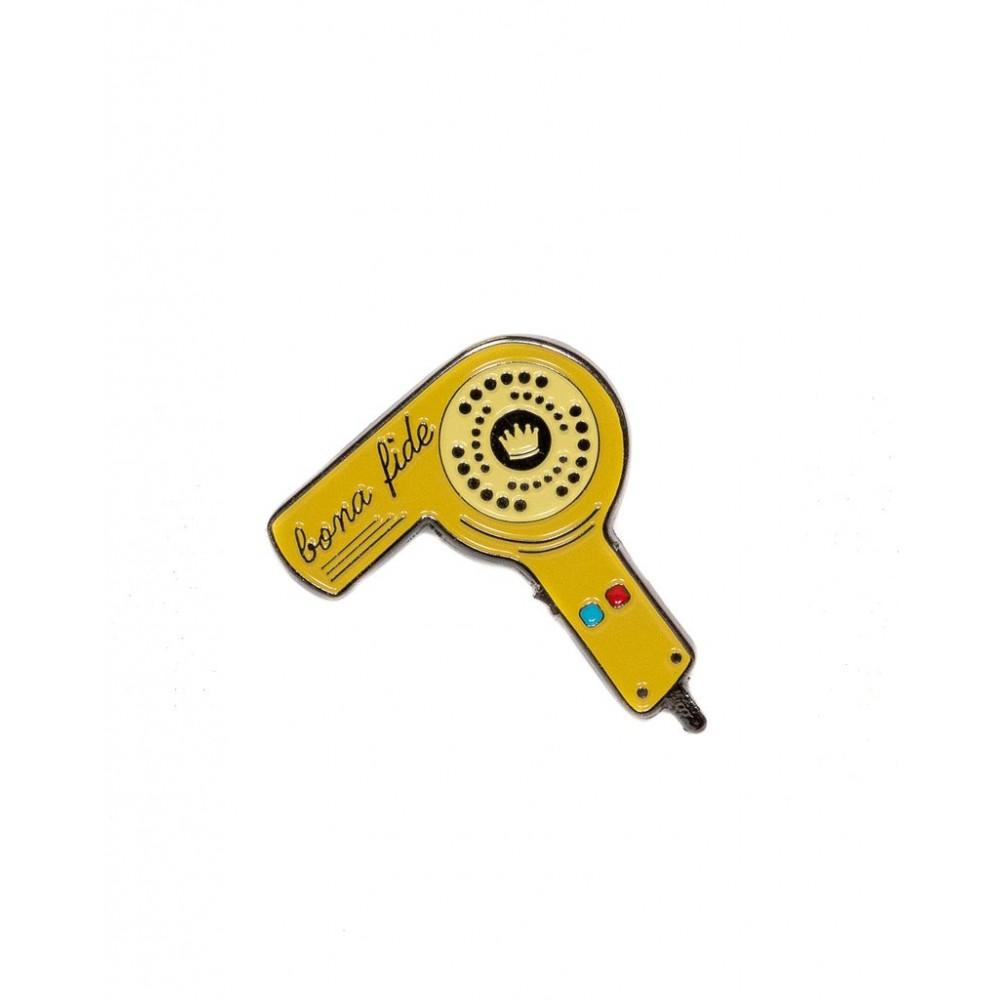 Брошка Bona Fide The Blowdryer Pin
