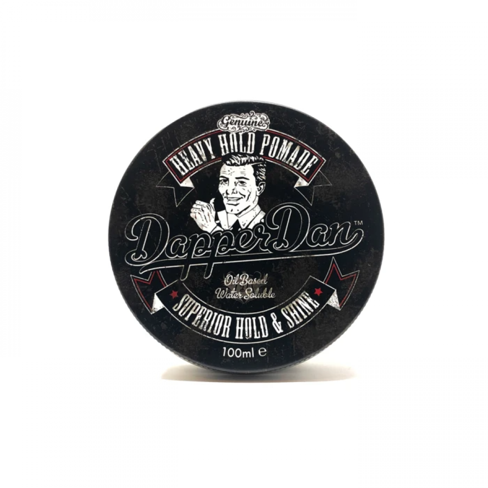 Помада для укладання волосся Dapper Dan Heavy Hold Pomade 100мл