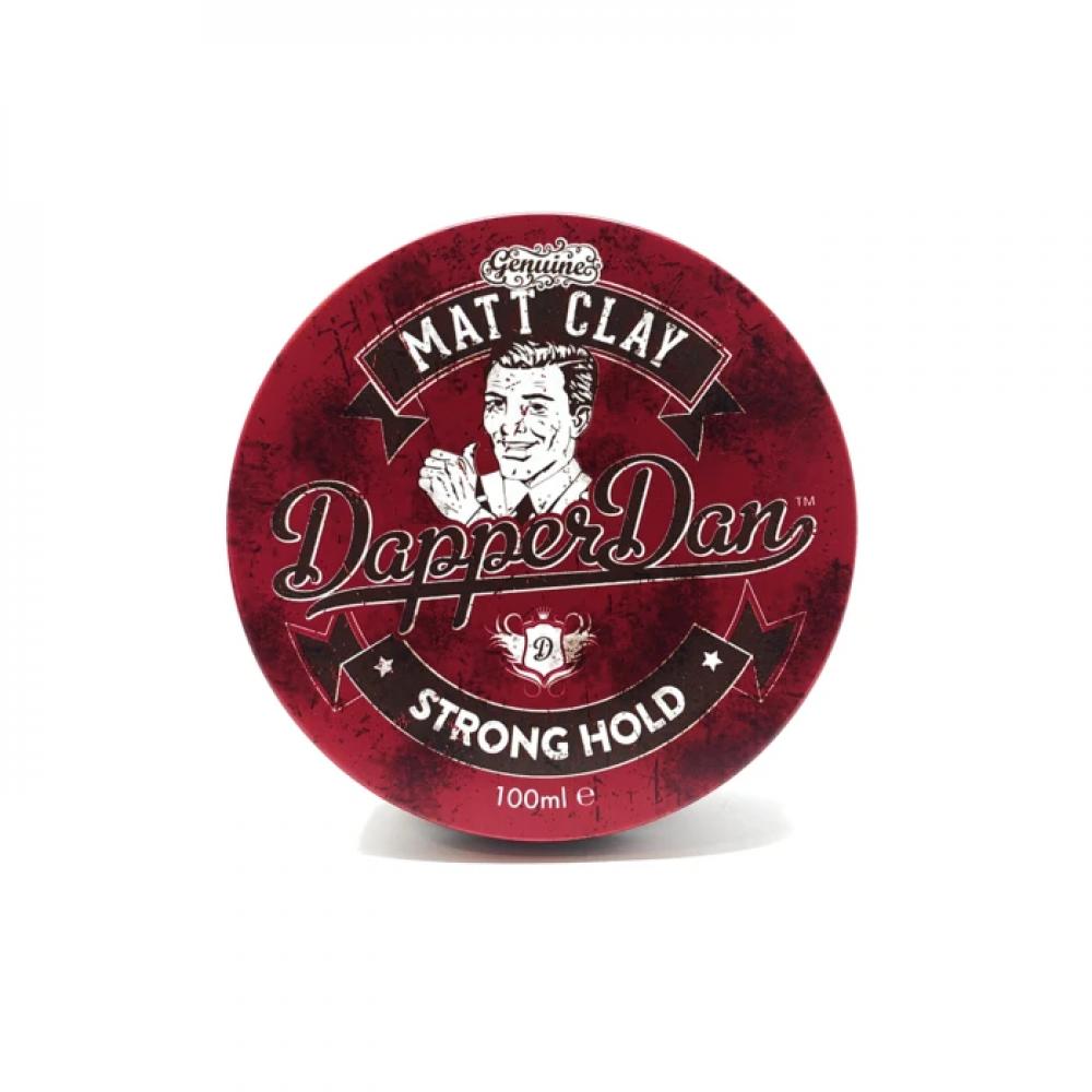 Глина для укладання волосся Dapper Dan Matt Clay 100г