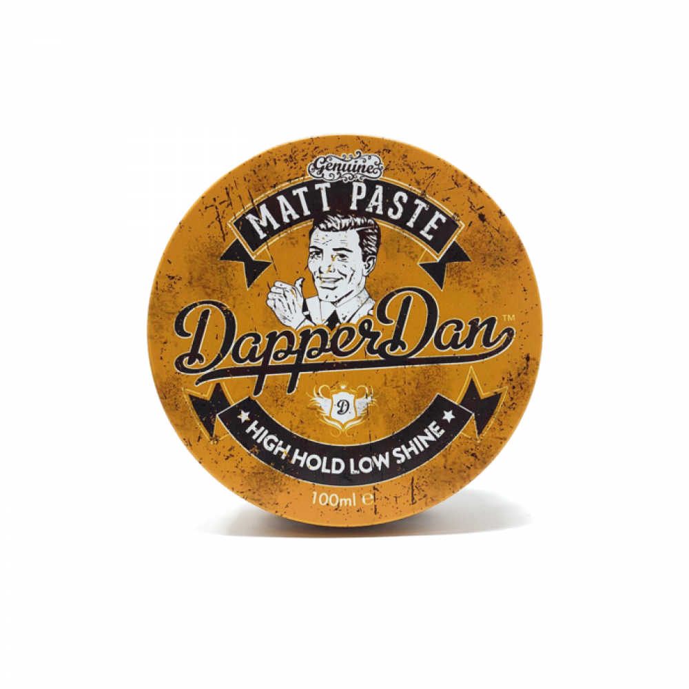 Паста для укладання волосся Dapper Dan Matt Paste 100г