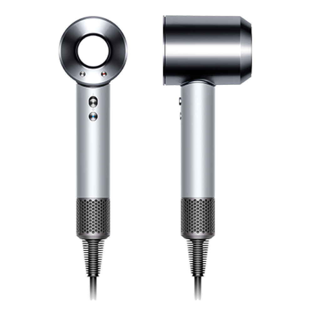 Фен Dyson Supersonic HD02 (Nickel/Silver) професійна серія