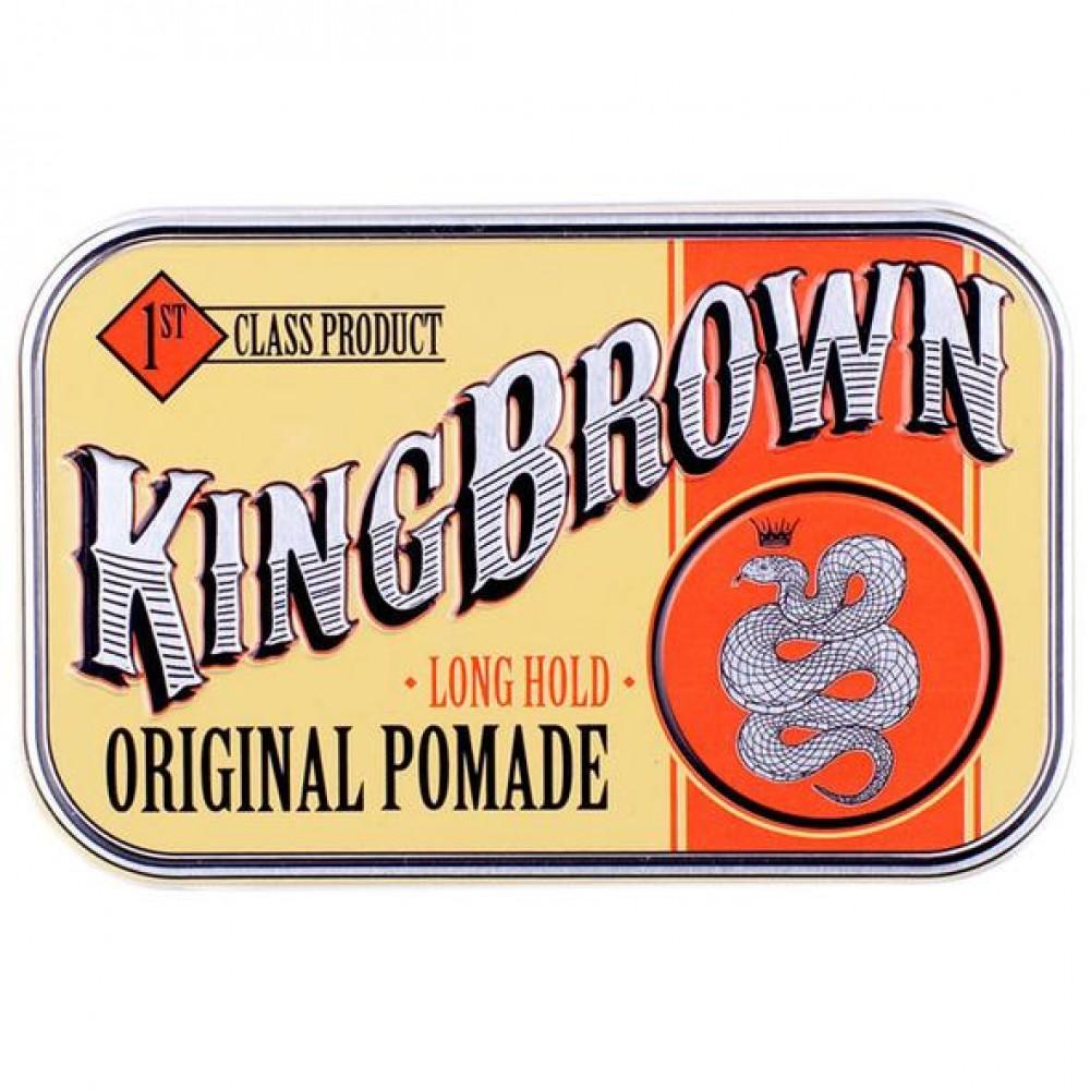 Помада для укладання волосся King Brown Pomade 71мл