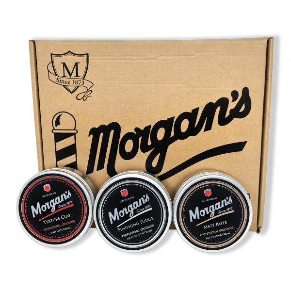 Подарунковий набір Morgan's Styling Gift Set