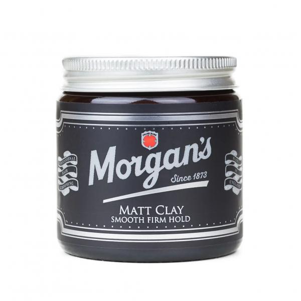 Матова глина з кератином для укладання Morgan's Matt Clay 120мл