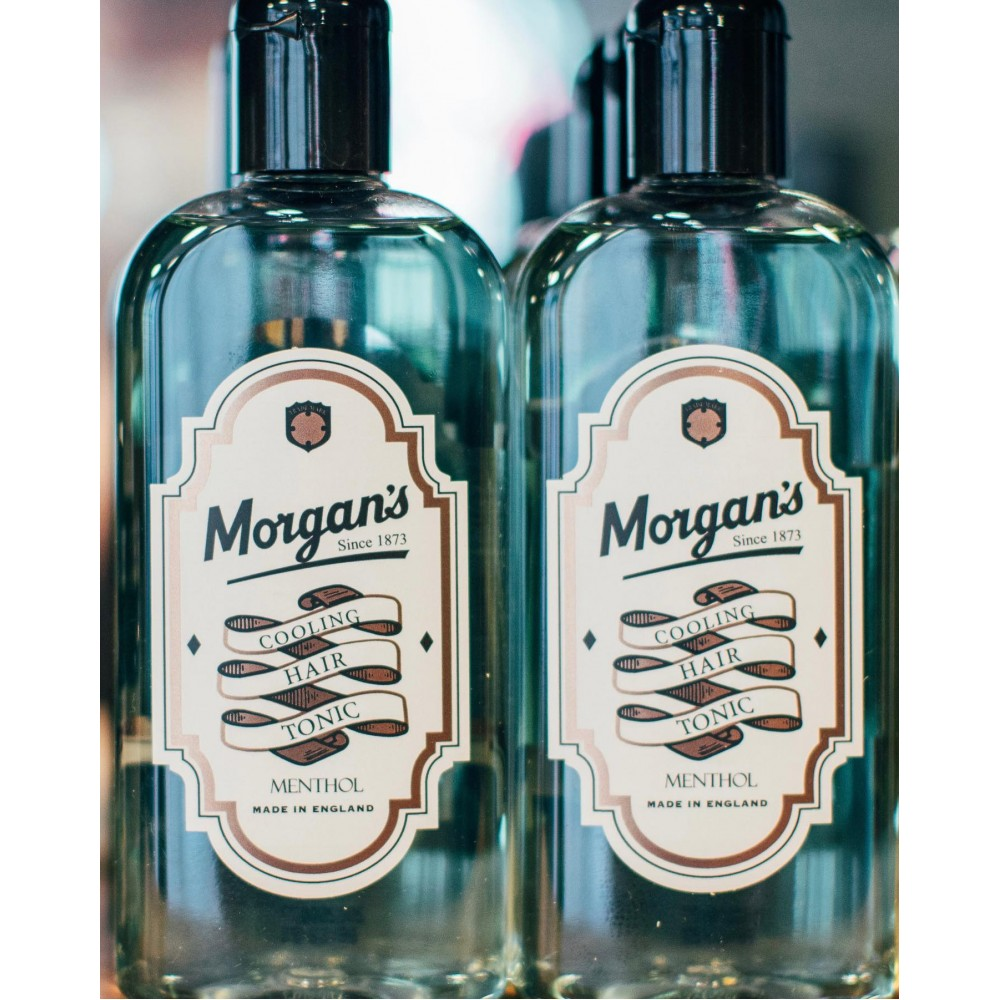 Тонік для волосся Morgan's Cooling Hair Tonic 250мл