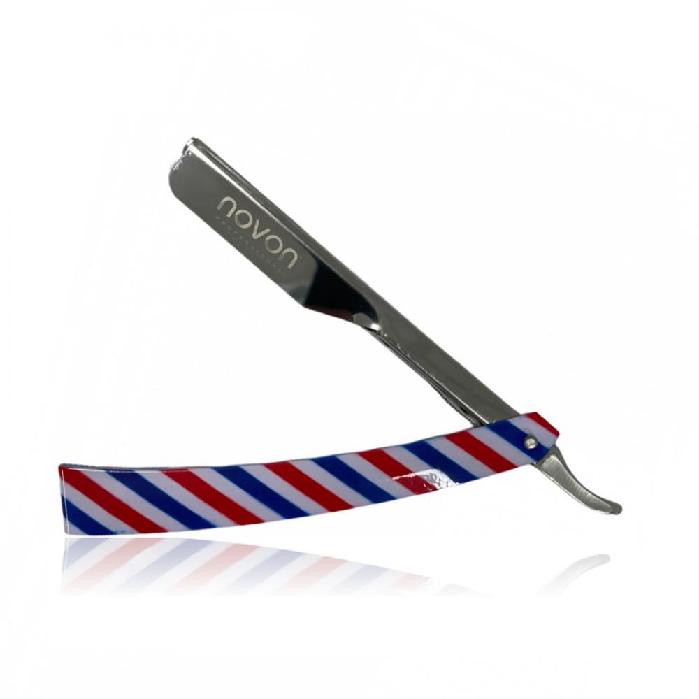 Небезпечна бритва шаветт Novon Professional Barberpole Razor