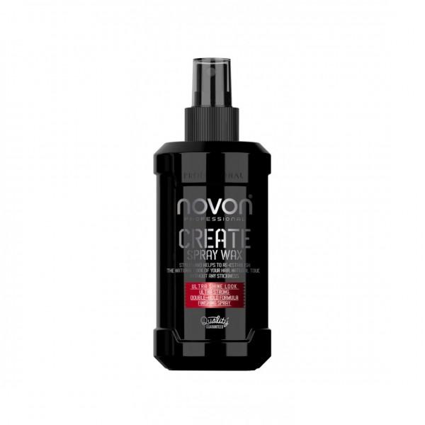 Спрей для укладання волосся  Novon Professional Create Spray Wax 200ml