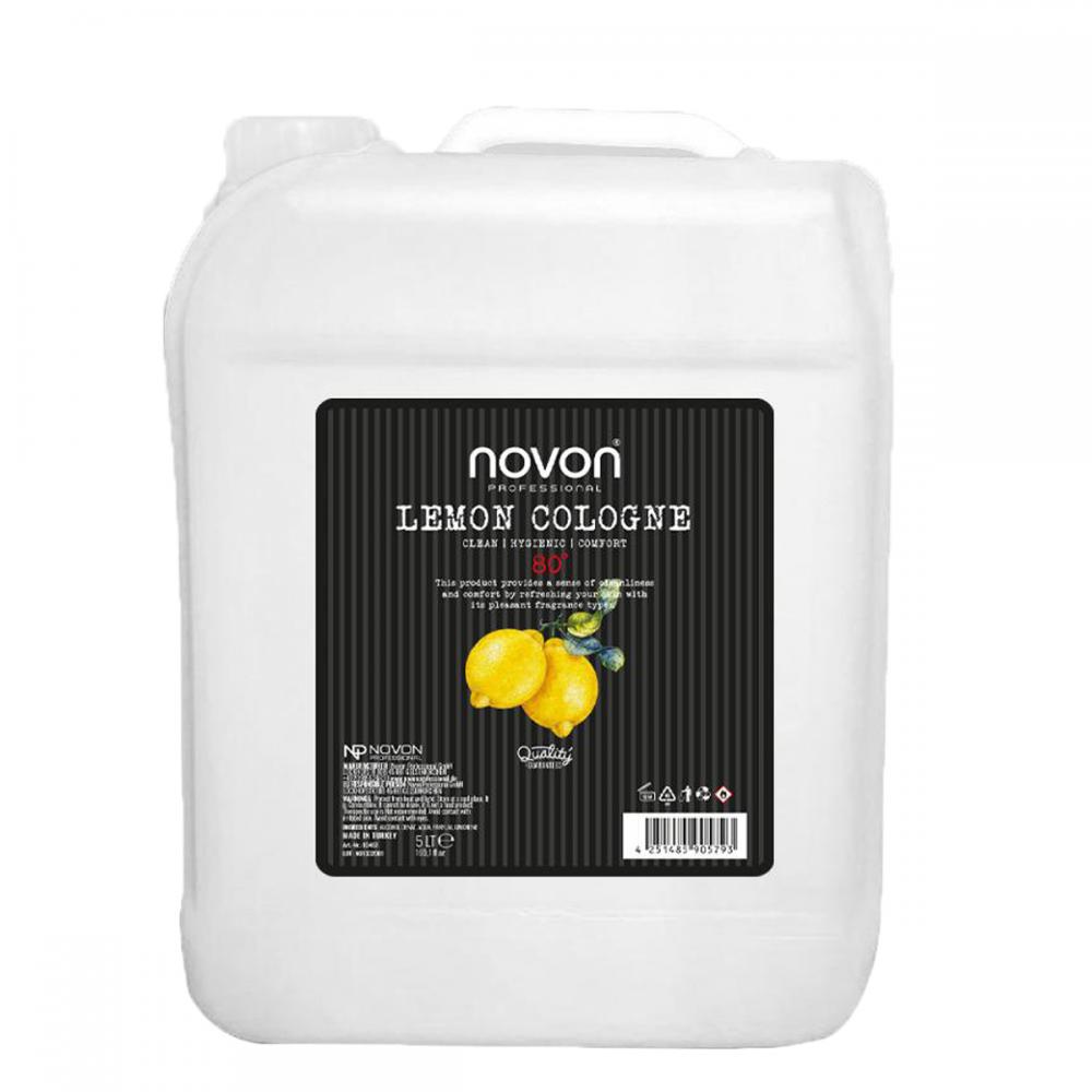 Одеколон після гоління Novon Lemon Cologne 5000 мл