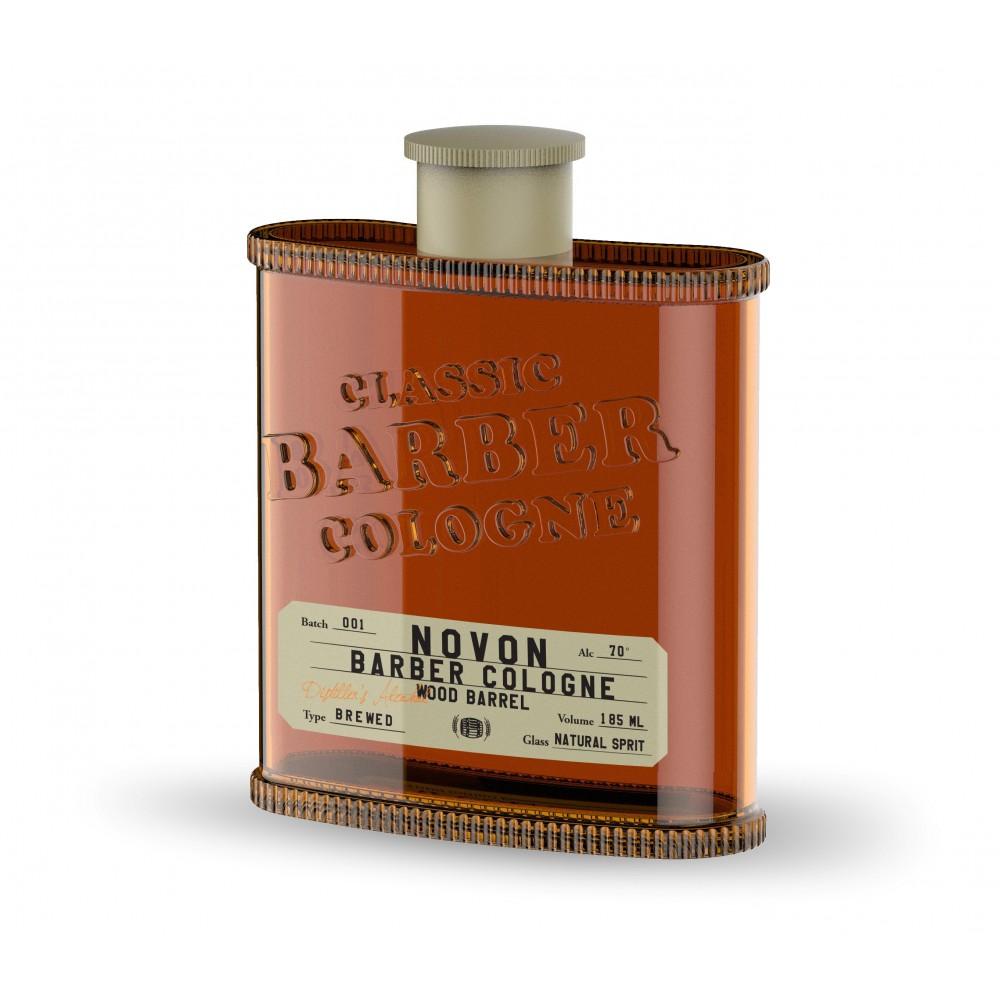 Одеколон після гоління Novon Classic Barber Cologne Wood Barrel 185мл
