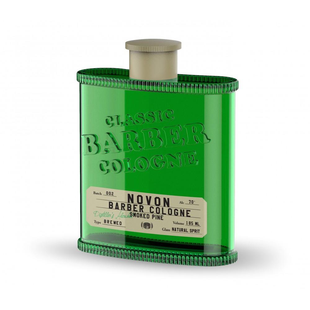 Одеколон після гоління Novon Classic Barber Cologne Smoked Pine 185мл