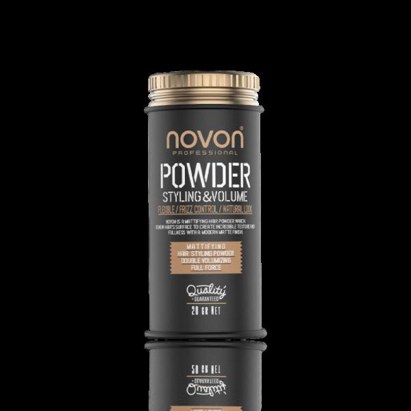 Пудра для укладання волосся Novon Profesional Powder Style & Volume 20г