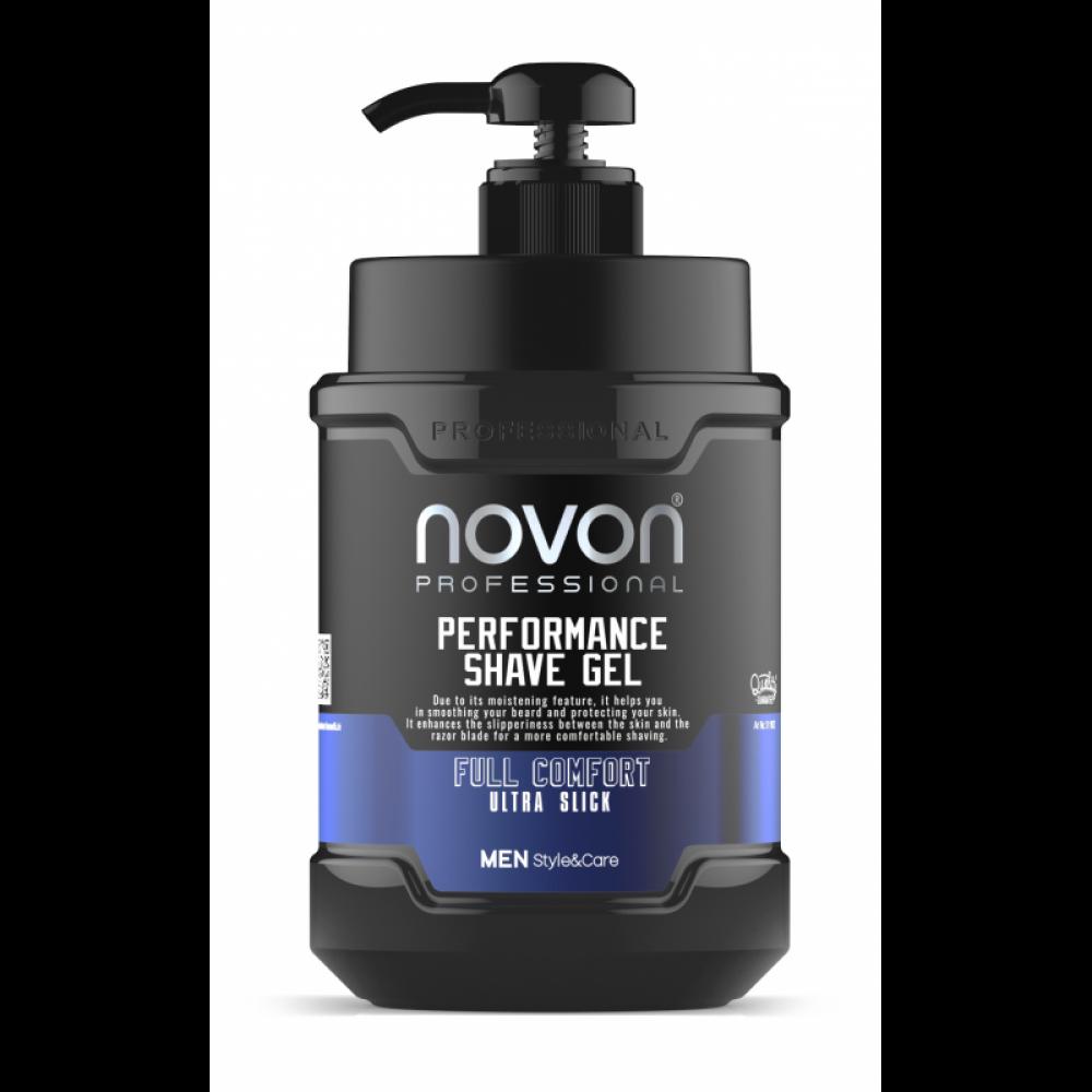Гель для гоління Novon Professional Shaving Gel 1000 мл