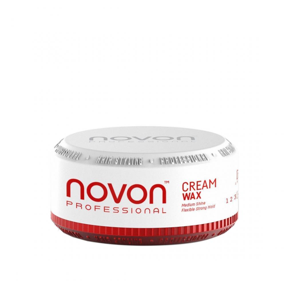 Крем для укладання волосся Novon Professional Cream Wax 150ml