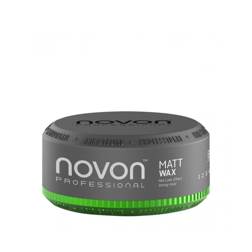 Віск для укладання волосся Novon Professional Cream Wax 150мл