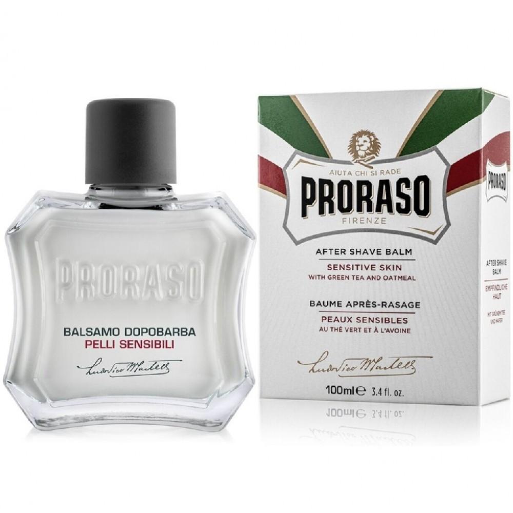 Бальзам Післе гоління освіжаючий Proraso After Shave Balm Sensitive 100 мл