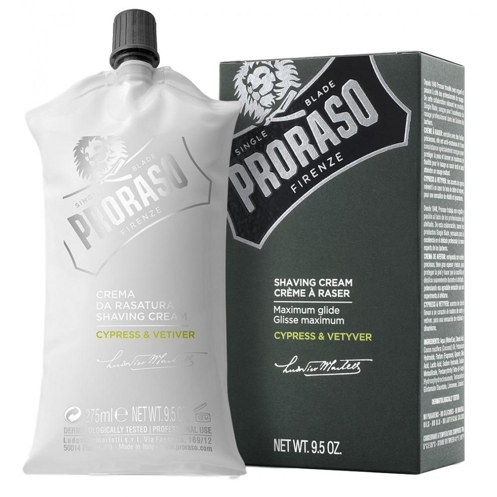 Крем Для Гоління Proraso Cypress & Vetiver Shaving Cream 275 мл