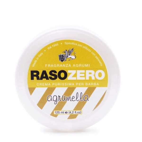 Мило для гоління Rasozero Agrumella Shaving Soap 125мл