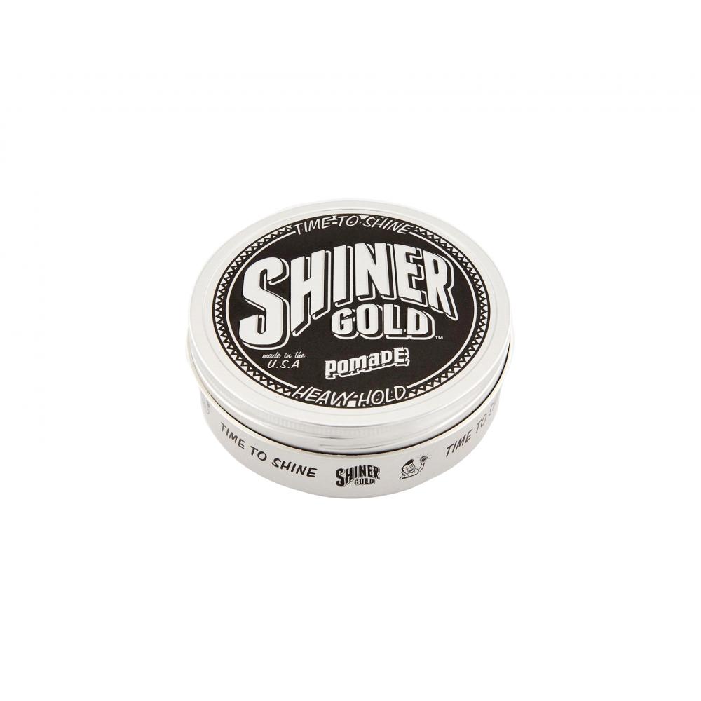 Помада для укладки волос Shiner Gold Heavy Hold Pomade 112мл