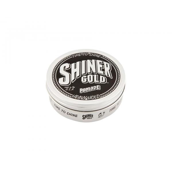 Помада для укладання волосся Shiner Gold Heavy Hold Pomade 112мл