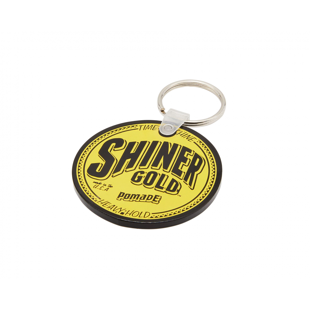 Брелок Shiner Gold Keychain