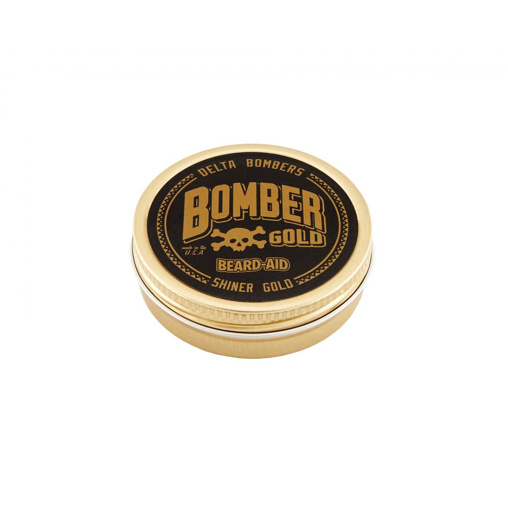 Бальзам для бороди Shiner Gold Beard Balm Bomber Gold 42,5g