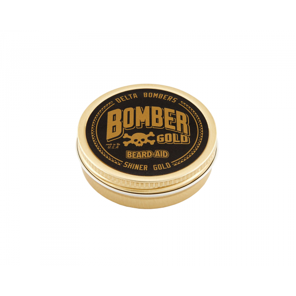 Бальзам для бороди Shiner Gold Beard Balm Bomber Gold 42,5g