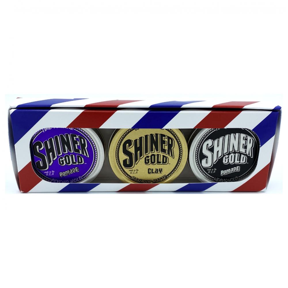 Набір Shiner Gold Travel 3 pack Kit