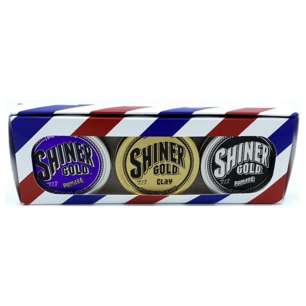 Набір Shiner Gold Travel 3 pack Kit
