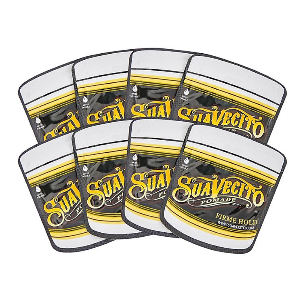 Помада для укладання волосся Suavecito Firme Hold Travel Pack 8*14г