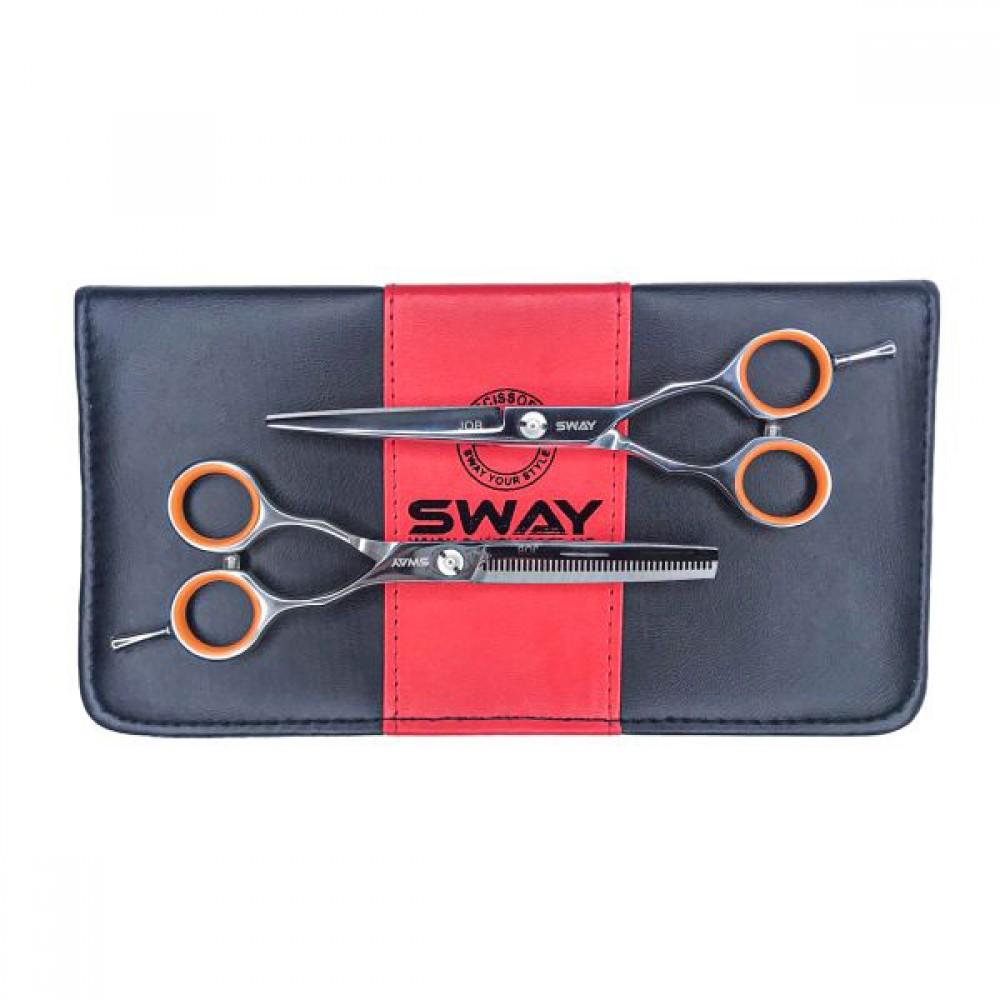 Набір перукарських ножиць Sway Job 501 розмір 5,5