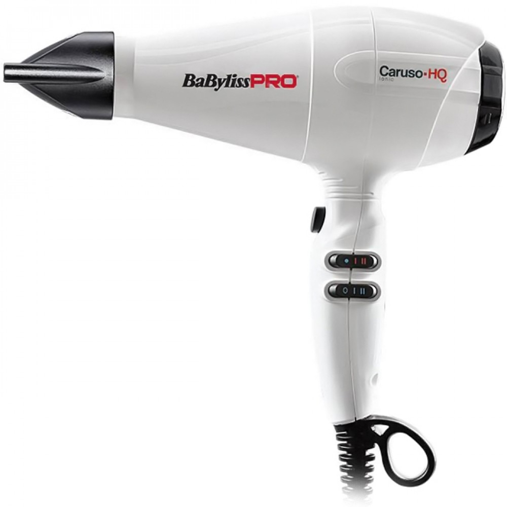 Фен BaByliss PRO BAB6970WIE Caruso-HQ Special Edition