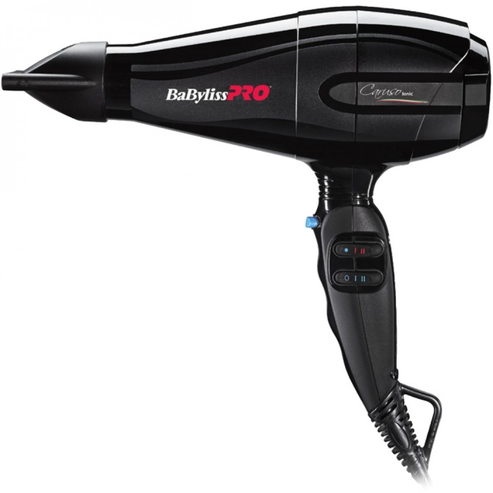 Фен BaByliss PRO BAB6510IRE Caruso Ionic