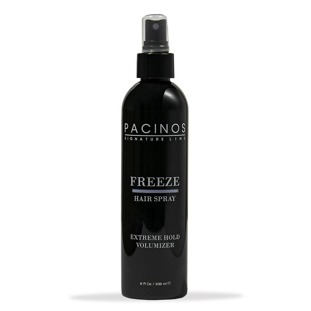 Спрей для укладання волосся Pacinos Freeze Hair Spray 236мл