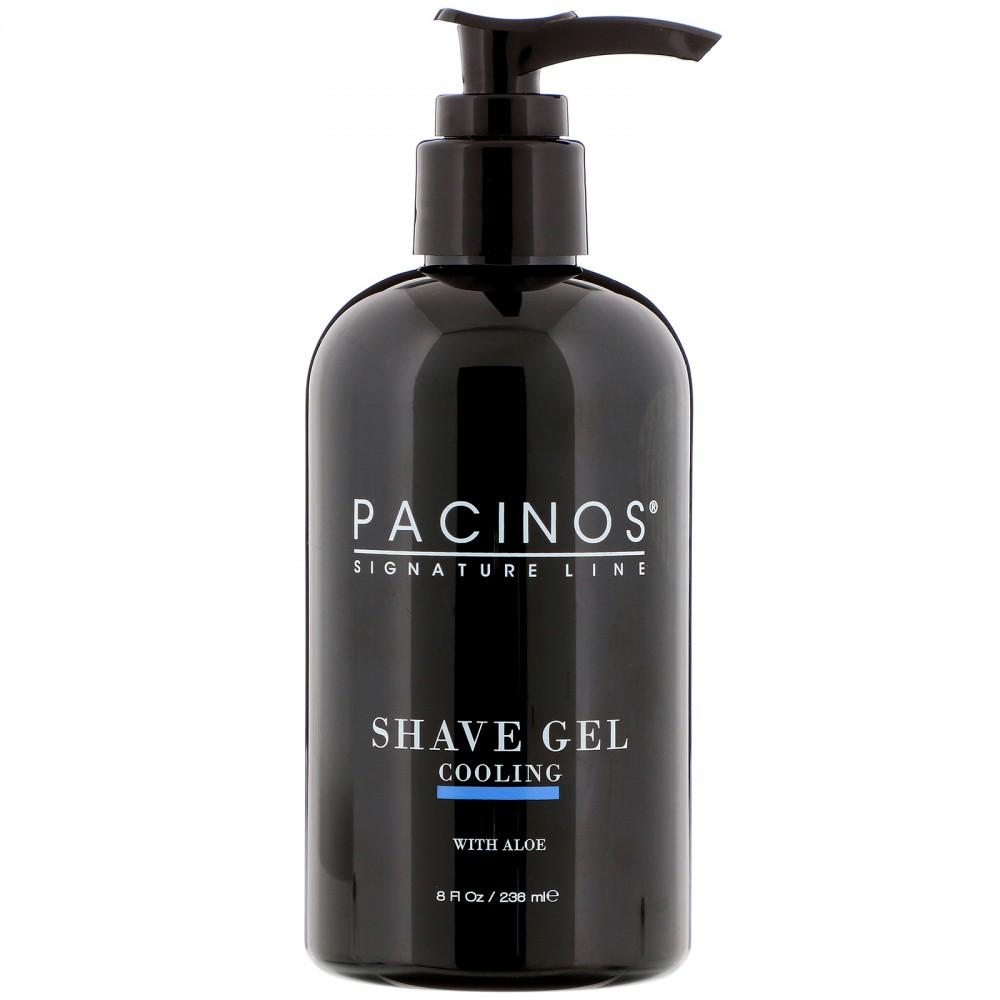 Гель для гоління Pacinos Shave Gel 238мл